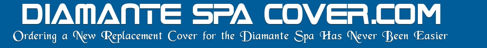 DIAMANTE SPA COVER
